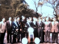 (402) 1961 - Band (3) Kelvingrove Park - Highland Shield