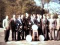 (403) 1961 - Band (4) Kelvingrove Park - Highland Shield