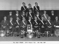 (30) 214th Pipe Band 10th May 1957