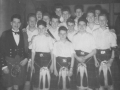 (36) 214th Pipe Band  circa 1957-58