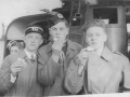 (40) Graham Smith, Alec Connell & RobinTedford Whiteinch Ferry 1948