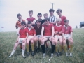 (136) Under 14 Football team Scarborough 1964.JPG