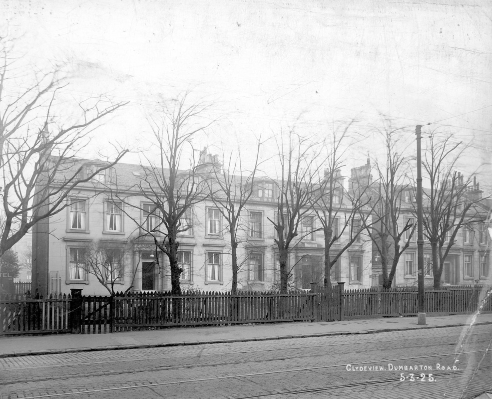 (719)-Clydeview-Dumbarton-Road-1925