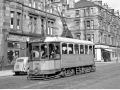 (733)-Dumbarton-Rd-Tramcar-just-at-Gordon-Park