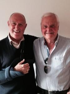 Joe Noble & Andy Hosie 2015