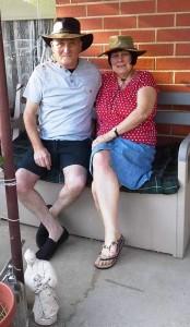Brian & Margaret May