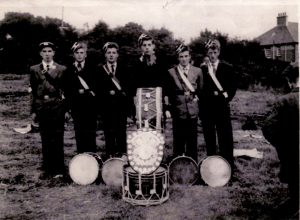 (712) 214BB drum corp 1954-55 S Gorle